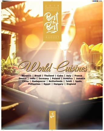 August – World Cuisine